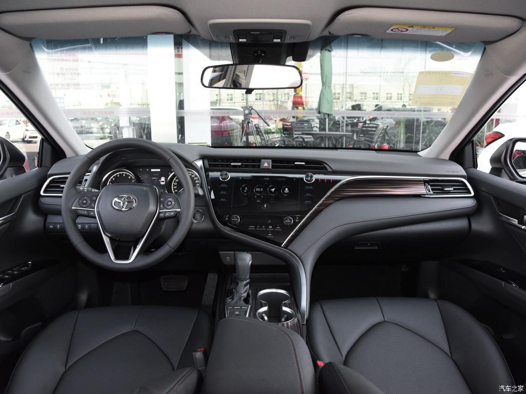 广汽丰田新车上市 新款凯美瑞提供多种外观