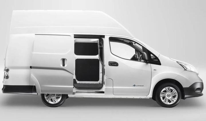 年内将于英国上市 日产e-NV200 XL Voltia官图正式发布