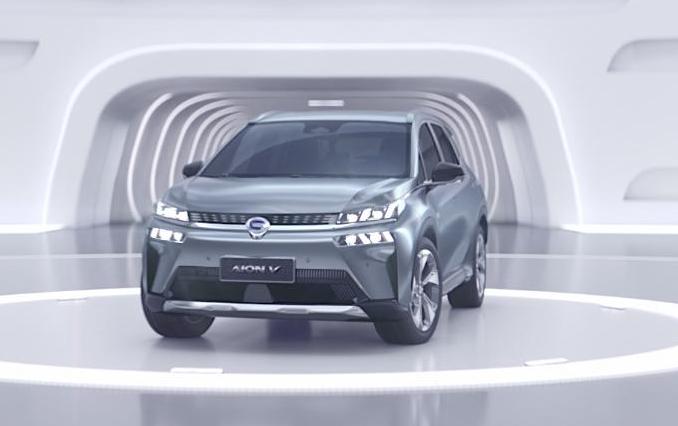Aion S是主力车型 广汽新能源四月销量同比大增