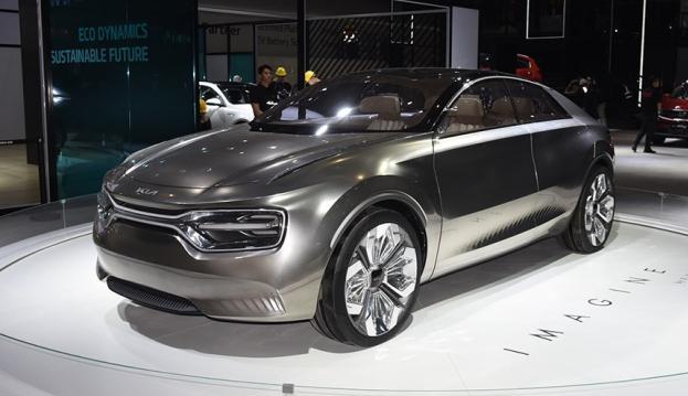 基于CV 起亚计划推高性能版本车型