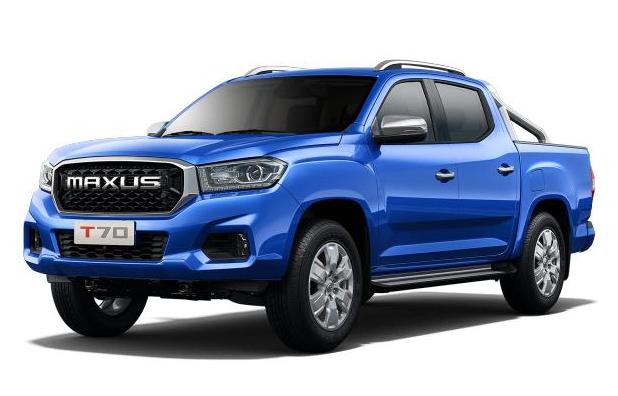 新增4款手动舒享版车型 上汽MAXUS T70新车上市
