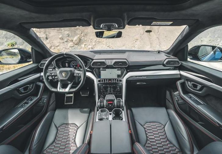 超跑与SUV结合 2021款兰博基尼Urus上市