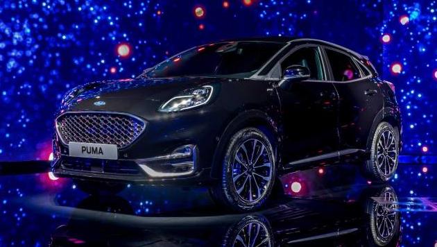 外觀內飾調整 福特發布PUMA新車型官圖