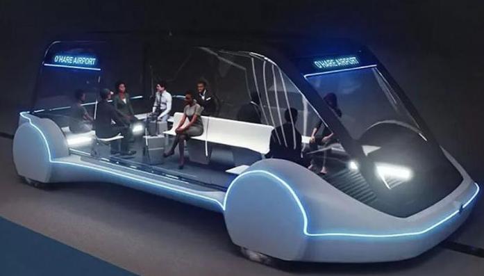 无聊公司又来了 特斯拉计划打造12座电动巴士