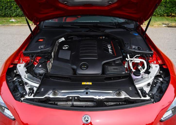 漲幅為1.1萬元 梅賽德斯AMG GT 50售價調整