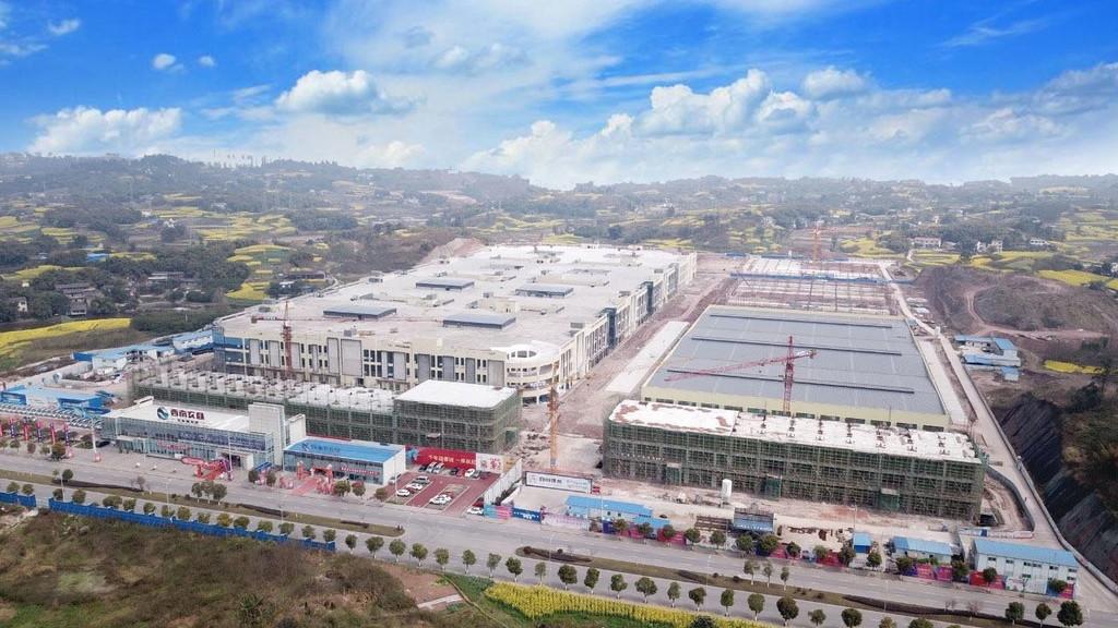川南农产品电商物流园二期项目开工建设 总投资10亿元