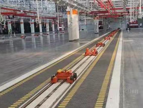 加速新旧动能转化 解放青汽建设新能源轻卡生产基地